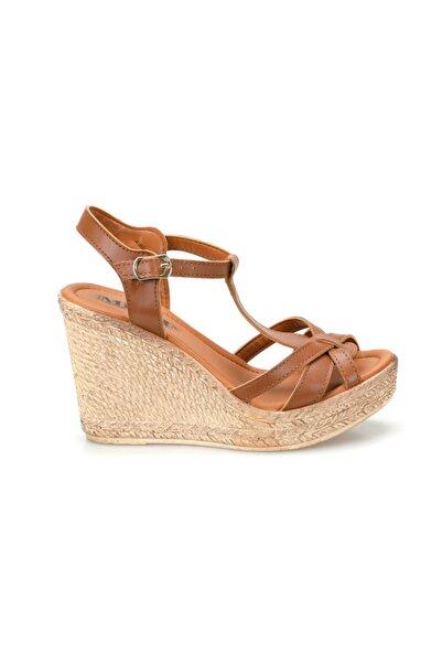 Miss F Taba Kadın Sandalet
