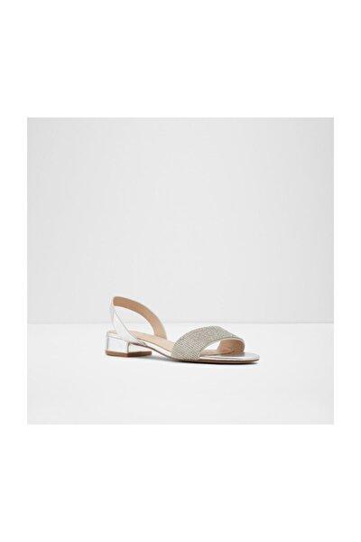 Aldo Kadın Gümüş Taşlı Sandalet