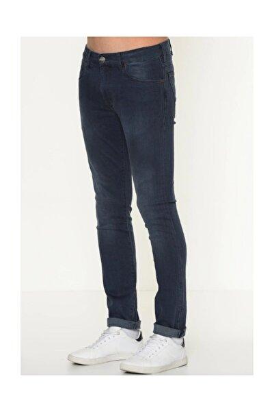 WRANGLER Larston Model Erkek Slim Fit Kot Pantolon W18sfy37z