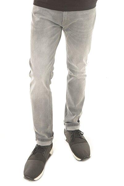Cazador Caz 0752 Parker Grey Wash Gri Erkek Kot Pantolon