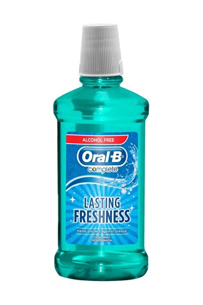 Oral-B Ağız Çalkalama Suyu Alkolsüz Komple Bakım 500 ml