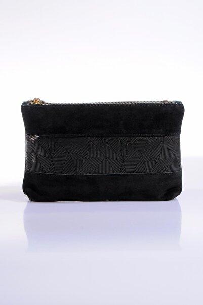Sergio Giorgianni Kadın Siyah Omuz Çantası sgzd3577-7-multi siyah