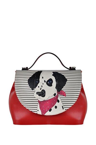 Dogo Dalmatian Kadın El Çantası dgs018-hnd004