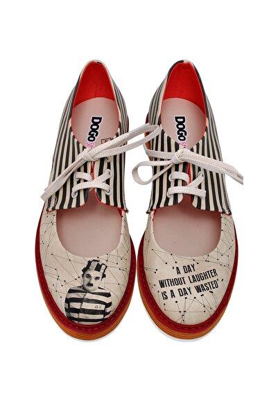 Dogo Çok Renkli Kadın Ayakkabı DGPNC015-303
