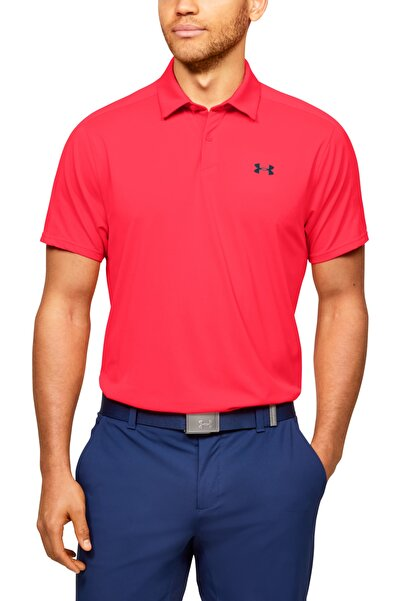 Under Armour Erkek Spor T-Shirt - UA Vanish Polo - 1350035-628