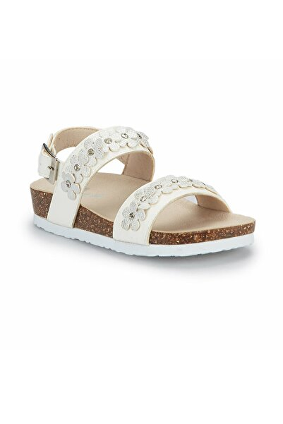 Pinkstep Pink Step Naklow Kız Çocuk Sandalet 24-29 Numara, Beyaz