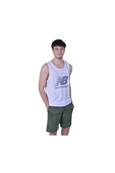 New Balance Logo Mens Athlete Erkek Atlet Mps025