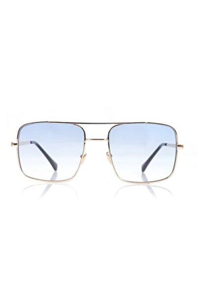 Reynmen Unisex Pilot Model Güneş Gözlüğü Mavi
