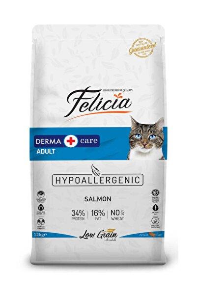 Felicia Adult Somonlu Yetişkin Kedi Maması 12 Kg