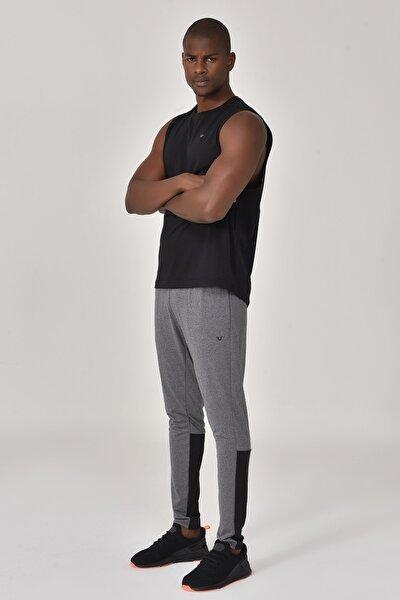 bilcee Siyah Erkek Örme Atlet GS-1622