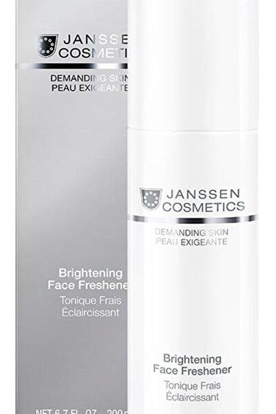 Janssen Cosmetics Brıghtenıng Face Freshener 200ml 4040943005331