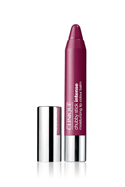 Clinique Nemlendirici Ruj - Chubby Stick Intense Grandest Grape 3 g 020714602109