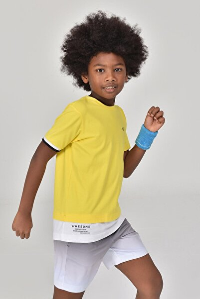 Erkek Çocuk T-Shirt GS-8163
