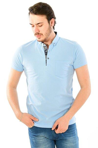 Erkek Cepli Polo Yaka T-shirt