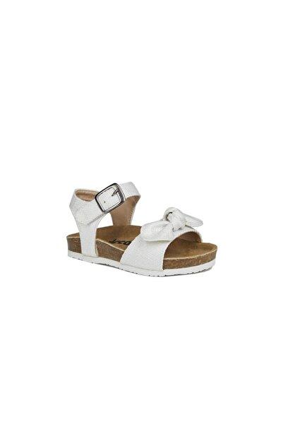 Vicco Tart Sandalet Beyaz