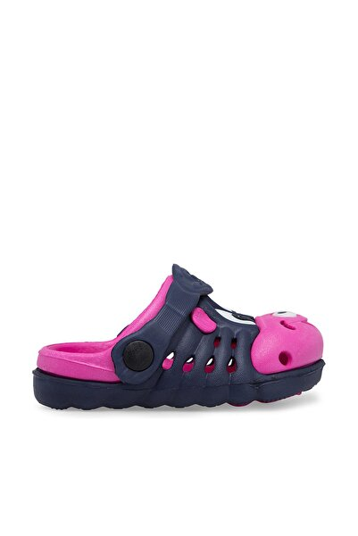Lacivert Fuşya Unisex Sandalet E146000P