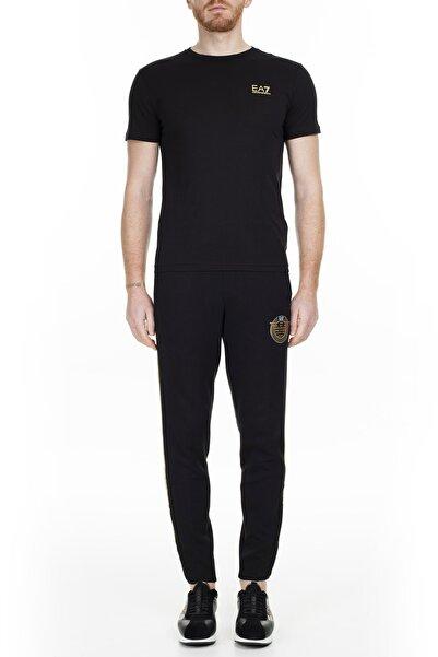EA7 Erkek Siyah Pantolon