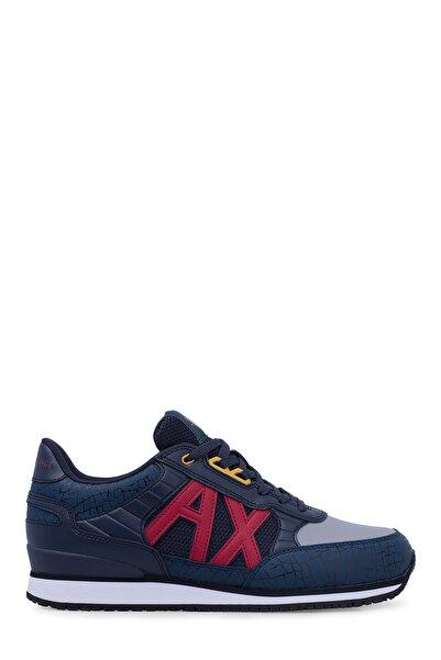 Armani Exchange Erkek Lacivert Casual Ayakkabı