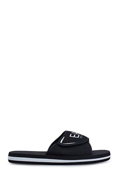 EA7 Siyah Erkek Terlik