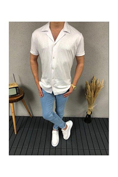 Erkek Kısa Kollu Gömlek
