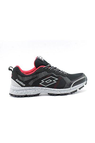 Lotto S2674 Unisex Günlük Spor Ayakkabı Siyah