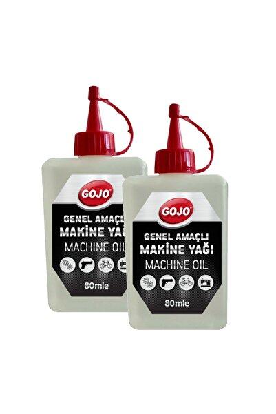 Gojo Makine Yağı 80 ml 2'li Paket
