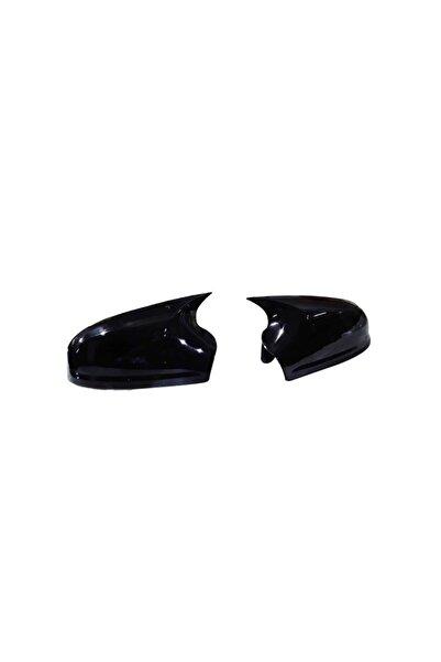 DP Opel Astra H Yarasa Ayna Kapağı Parlak Siyah (2009 - 2014)