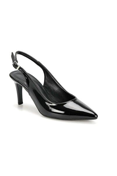 Miss F Ds19073r Siyah Kadın Topuklu Ayakkabı