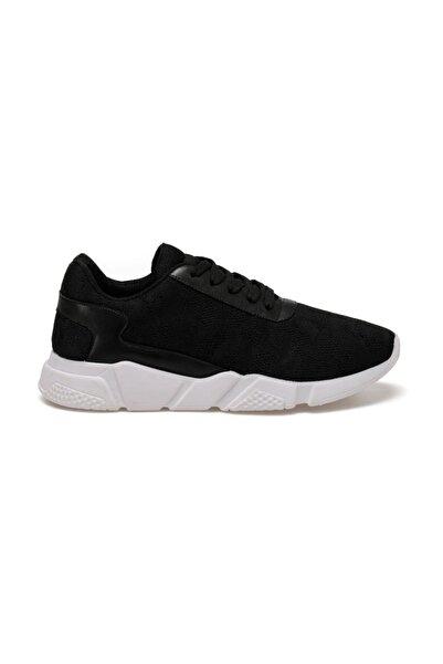 ART BELLA Cs19037 Siyah Kadın Kalın Taban Sneaker Spor Ayakkabı