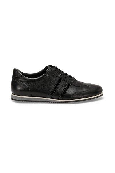 OXIDE Hakiki Deri Siyah Erkek Ayakkabı 000000000100349399