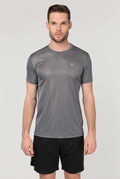 bilcee Gri Antrenman Erkek T-Shirt FS-1683