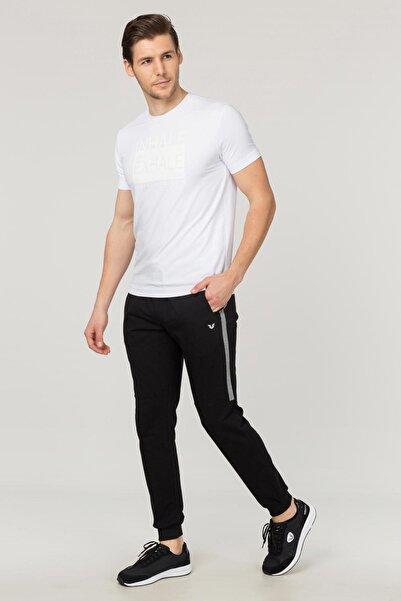 bilcee Beyaz Erkek Antrenman T-Shirt FS-1686