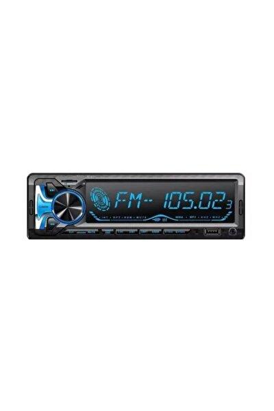 Cadence Cd8300 Bluetoothlu Her Araca Uygun Renk Değişimli Oto Teyp 4*60 Ses Çıkışlı Araba Teyp