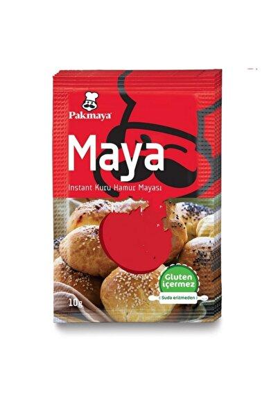 Pakmaya Instant Kuru Maya 3 x 10 gr