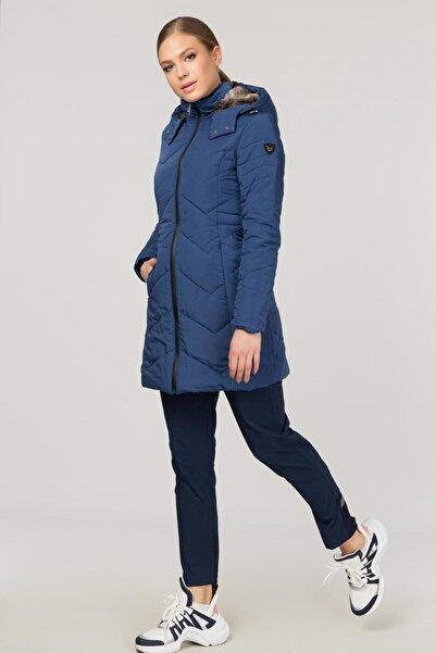 Mavi Kadın Mont CW-0545