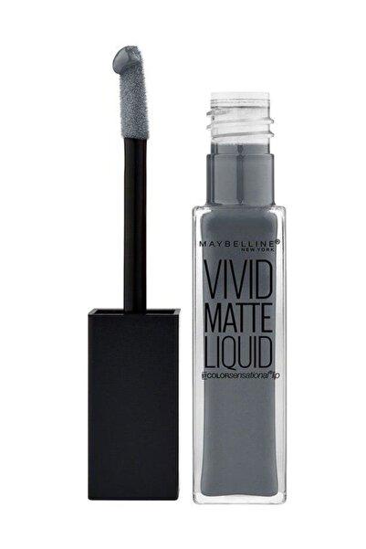 Maybelline New York Likit Mat Ruj - Color Sensational Vivid Matte Liquid 55 Sinful Stone 3600531414658