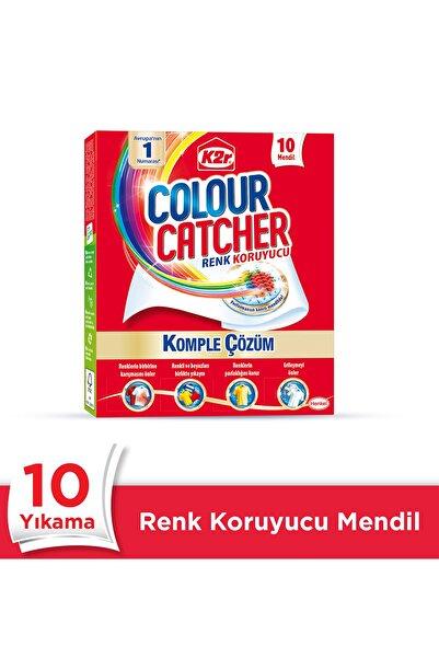 K2R Renk Koruyucu Mendil 10'lu