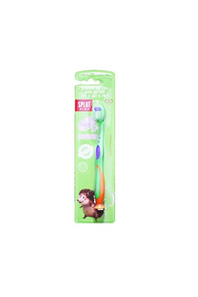 Splat Kids Kirpi Yumuşak Diş Fırçası