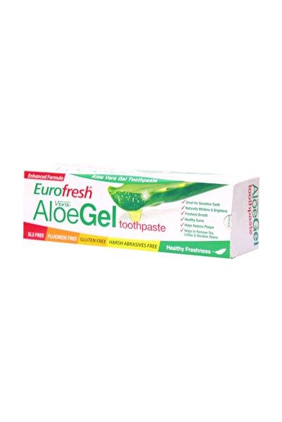 Eurofresh Aloe Veralı Diş Macunu - 112 g 8690131674724