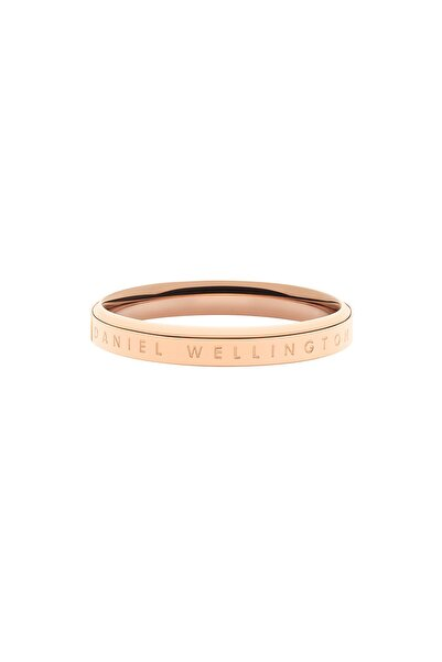 Daniel Wellington Classic Ring Rose Gold 62