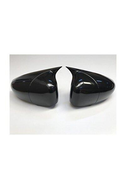 REPLAX Renault Clio 4 Yarasa Ayna Kapağı Batman Piano Black Sd022