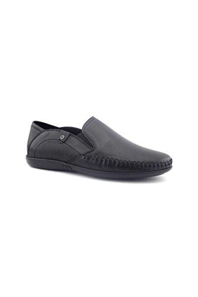 Zirve Erkek Hakiki Ayakkabı-siyah Analin 270011