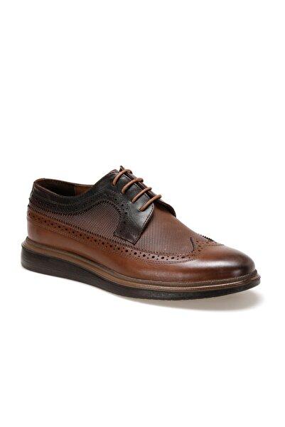 Garamond Hakiki Deri 4229 Taba Erkek Dress Ayakkabı