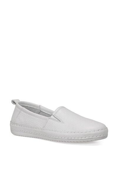 Nine West TISO Beyaz Kadın Günlük Ayakkabı 100526809