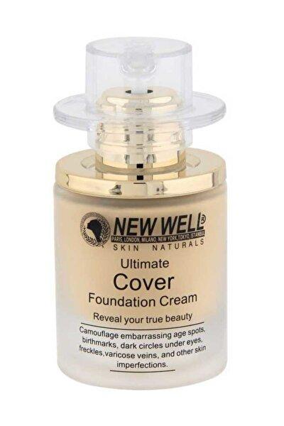 New Well Cover Şişe Fondöten 04 30 ml 8680923306841