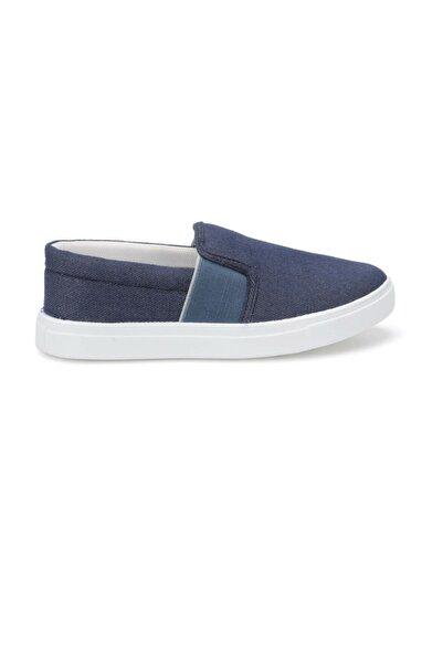 ART BELLA CS19011 Mavi Kadın Slip On Ayakkabı