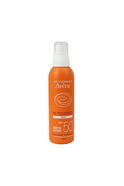 Spf 50+ Hassas Cilt Güneş Spreyi 200 ml Frm-13105Frm-13105