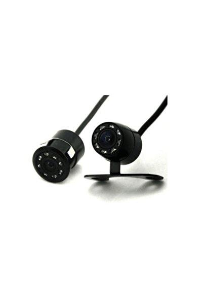İR Geri Görüş Park Kamerası Mesafe Çizgili Ir Gece Görüşlü Su Geçmez+5 Mt Kablo