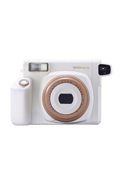Instax Wide 300 Toffe Beyaz Fotoğraf Makinesi