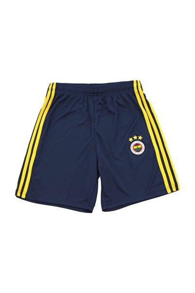 Lacivert Çocuk Fenerbahçe Sk İç Saha Takım Forması Şortu